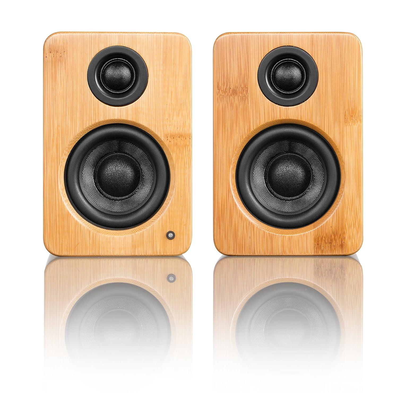 Multimedia Monitors Kanto YU2 Powered Desktop Speakers (2-Piece)