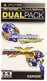 Mega Man Powered Up and Maverick Hunter X Dual Pack - PlayStation Portable