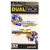 Mega Man Powered Up and Maverick Hunter X Dual Pack - PlayStation Portable - Standard Edition