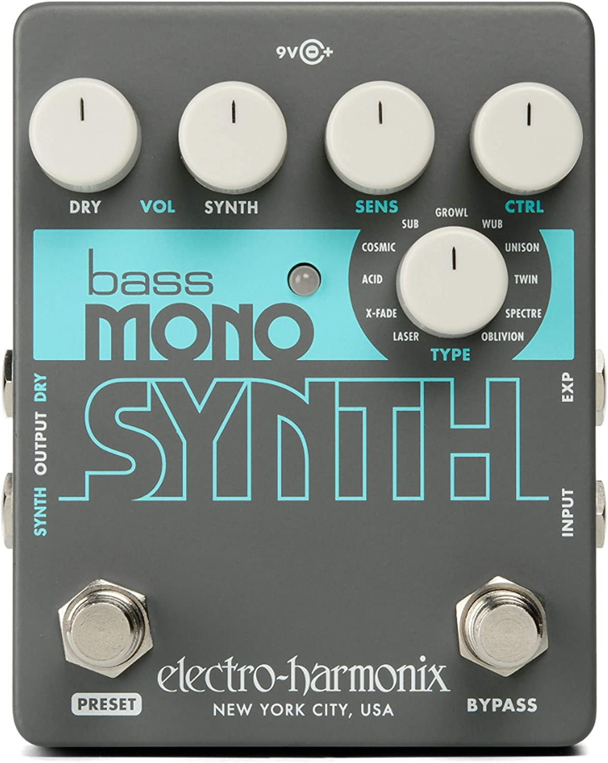 ELECTRO-HARMONIX/Bass Mono Synth ベースシンセ
