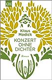 Konzert ohne Dichter: Roman (German Edition)
