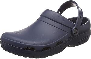 Crocs Specialist II Vent Clog, black, 6