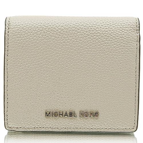 Michael Kors - Cartera para Mujer de Piel Mujer, Gris (Gris) - 32F6GM9D1L: Amazon.es: Equipaje