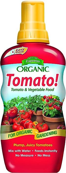 Tomato Plant Food 18oz