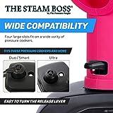 The Steam Boss - Steam Release Diverter | Kitchen