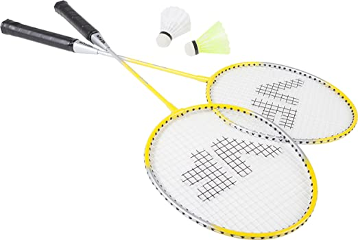 2 opinioni per Vicfun- Set per badminton, colore: