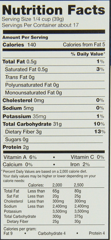 Arrowhead Mills Organic Gluten-Free Yellow Corn Grits, 24 oz. Bag (Pack of 6) by Arrowhead Mills (Image #2)