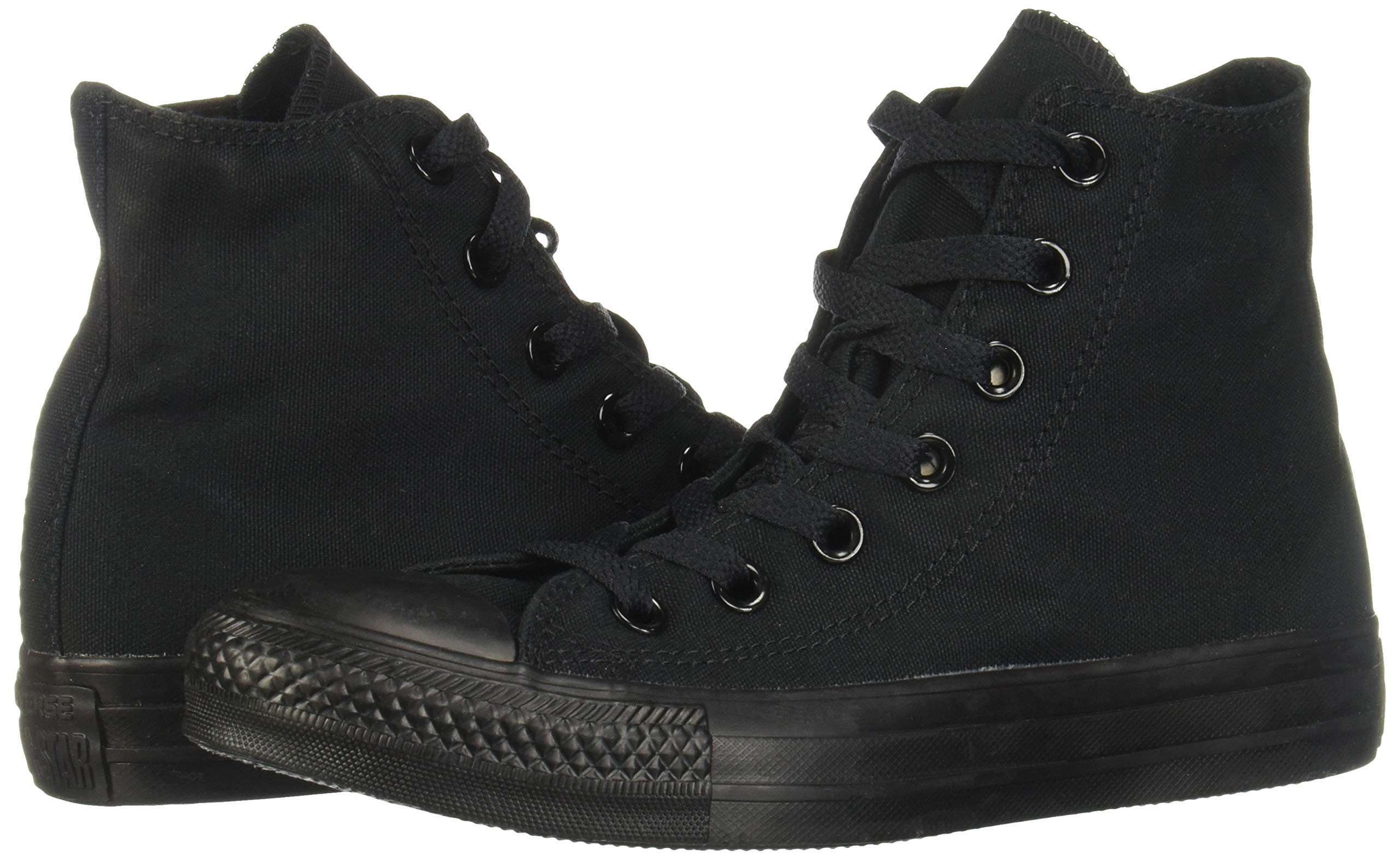 Converse Chuck Taylor All Star High Top Black/Black 9 D(M) US by Converse (Image #6)
