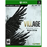 Resident Evil Village Deluxe Edition - 13200 Xbox Series X Games and Software