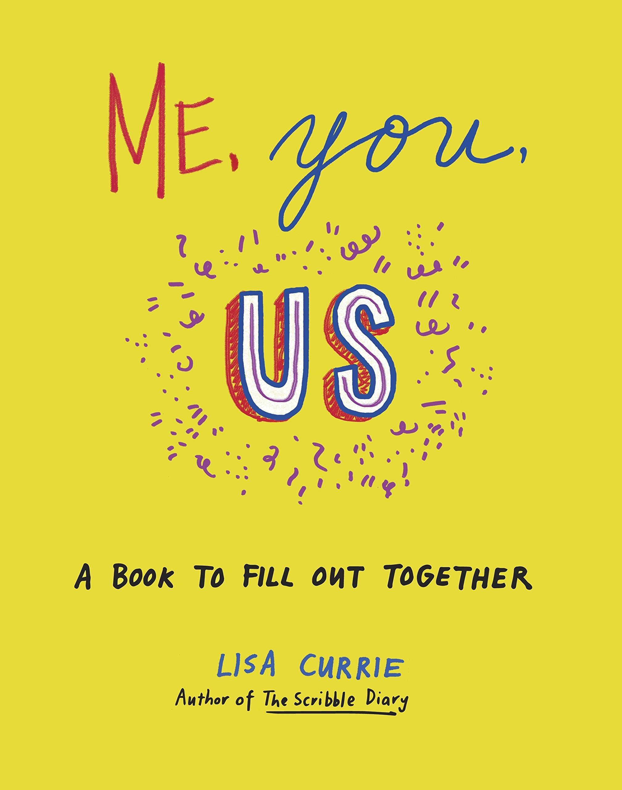 Read Online Me, You, Us: A Book to Fill Out Together pdf epub