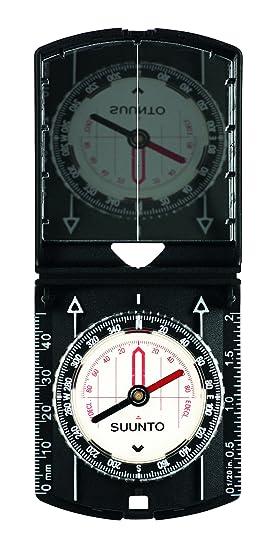 00ce3c524 SUUNTO MCB NH Mirror Compass Brújula, Unisex Adulto, Negro, Talla Única:  Amazon.es: Deportes y aire libre
