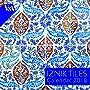 V&A Iznik Tiles - mini wall calendar 2018 (Art Calendar)