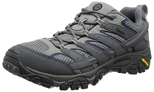 fc26347e7aedd1 Merrell Men s Moab 2 GTX High Rise Hiking Boots  Amazon.co.uk  Shoes ...