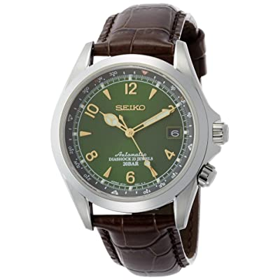 <strong><u>Seiko Men's SARB017 Mechanical Alpinist Automatic Watch</u></strong>