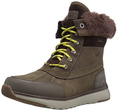 UGG Men's Eliasson Snow Boot, Slate, ...