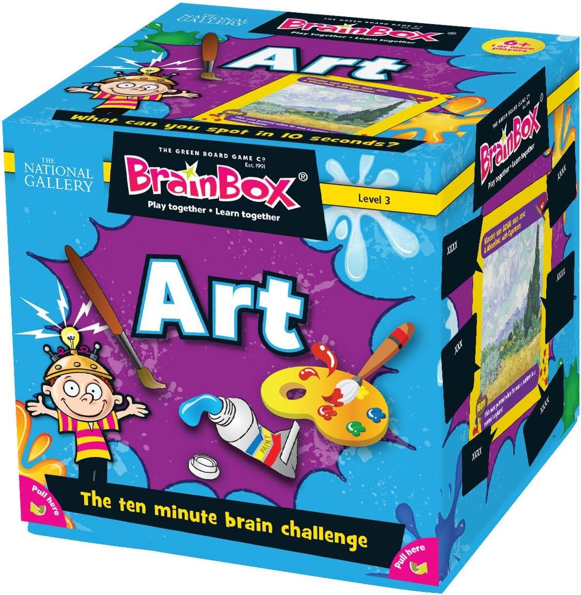 BrainBox for Kids - Art Card Game