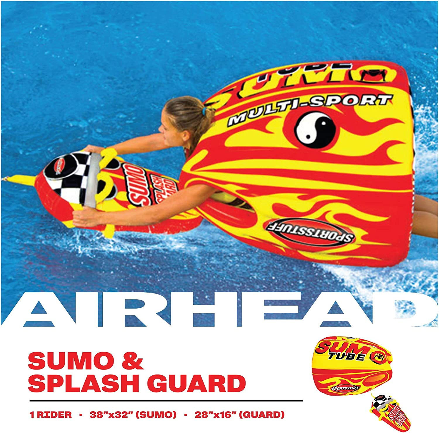 Amazon.com: SPORTSSTUFF 53-1807 Sumo and Splash combo ...