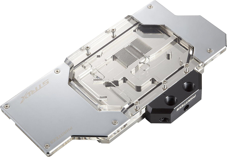 PH-GB1080TiAS/_CR01 Phanteks Asus Gaming OC RGB Lighting Full Water Block Chrome Edition Cooling