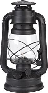 Lamplight 52664 Farmer's Lantern, Black, Original Version, Brown
