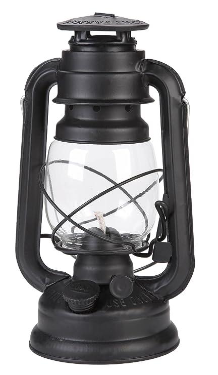 Lamplight 52664 Farmers Lantern Black
