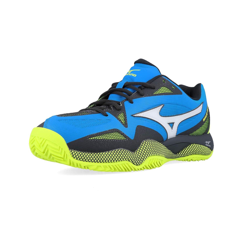 Chaussures Mizuno Wave Intense Tour 4CC-45: Amazon.es: Deportes y ...