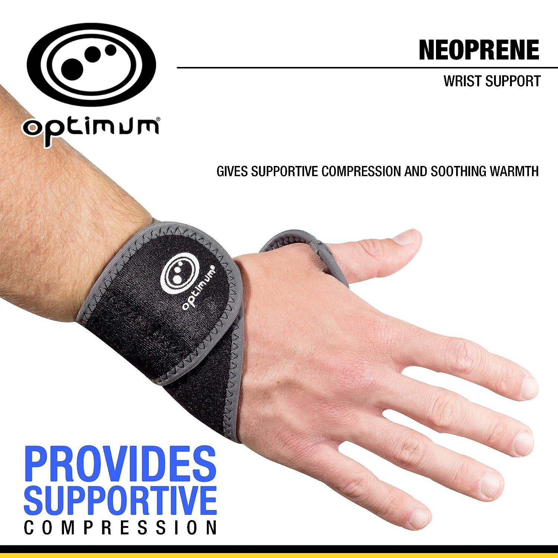 Neoprone手首サポート – ブラック   B01M0Q2KMC
