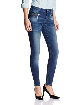 ONLY Women's Slim Jeans Jeans at amazon