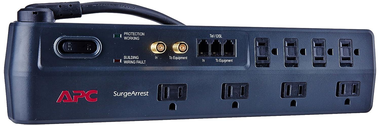 LCD/LED/Plasma TV Surge Protector