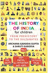 The History of India for Children - Vol. 1 Paperback