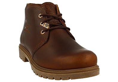 9768fe8615233e Panama Jack Men Mid Boots BOTA Panama C44 NAPA Grass Castano Size 40