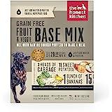 The Honest Kitchen Human Grade Dehydrated Grain Free Fruit & Veggie Base Mix