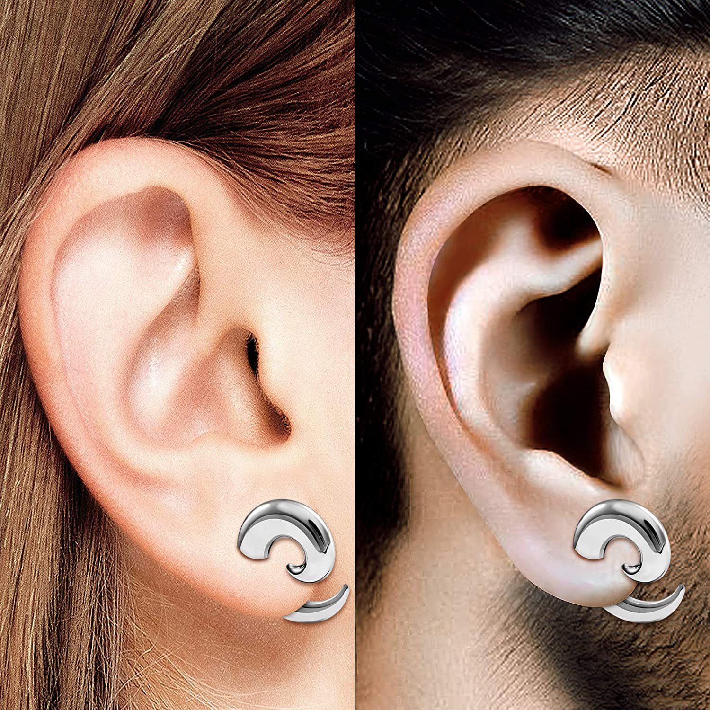 Massive Choice. 8mm Ear Ring Stretcher Taper Plug in Multi Colours