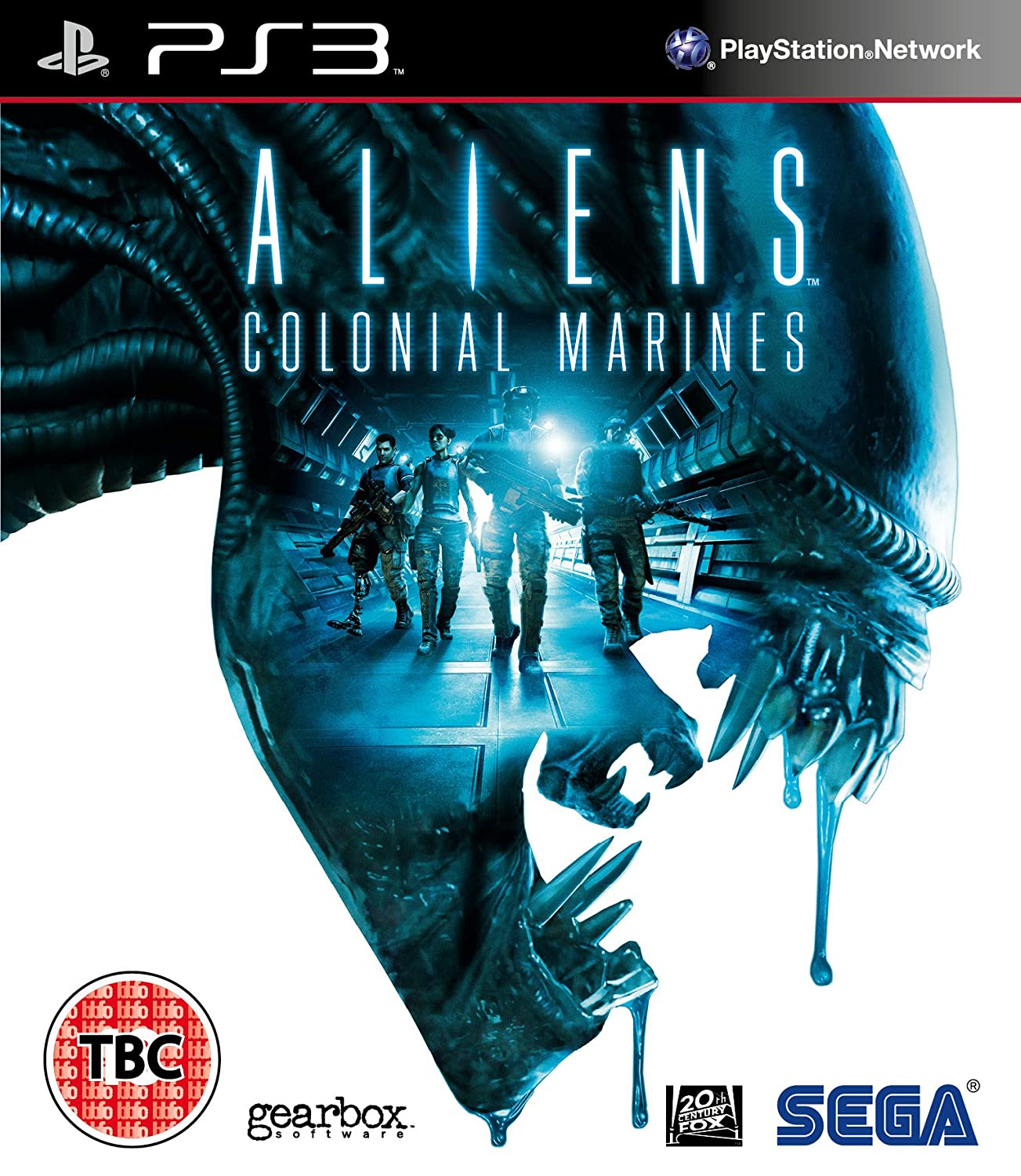 Aliens Colonial Marines - Collector's Edition (PS3): Amazon.co.uk: PC &  Video Games