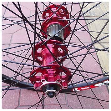 de 250-303/mm Juego de 36 radios de bicicleta de Sle negro o plata de acero galvanizado.