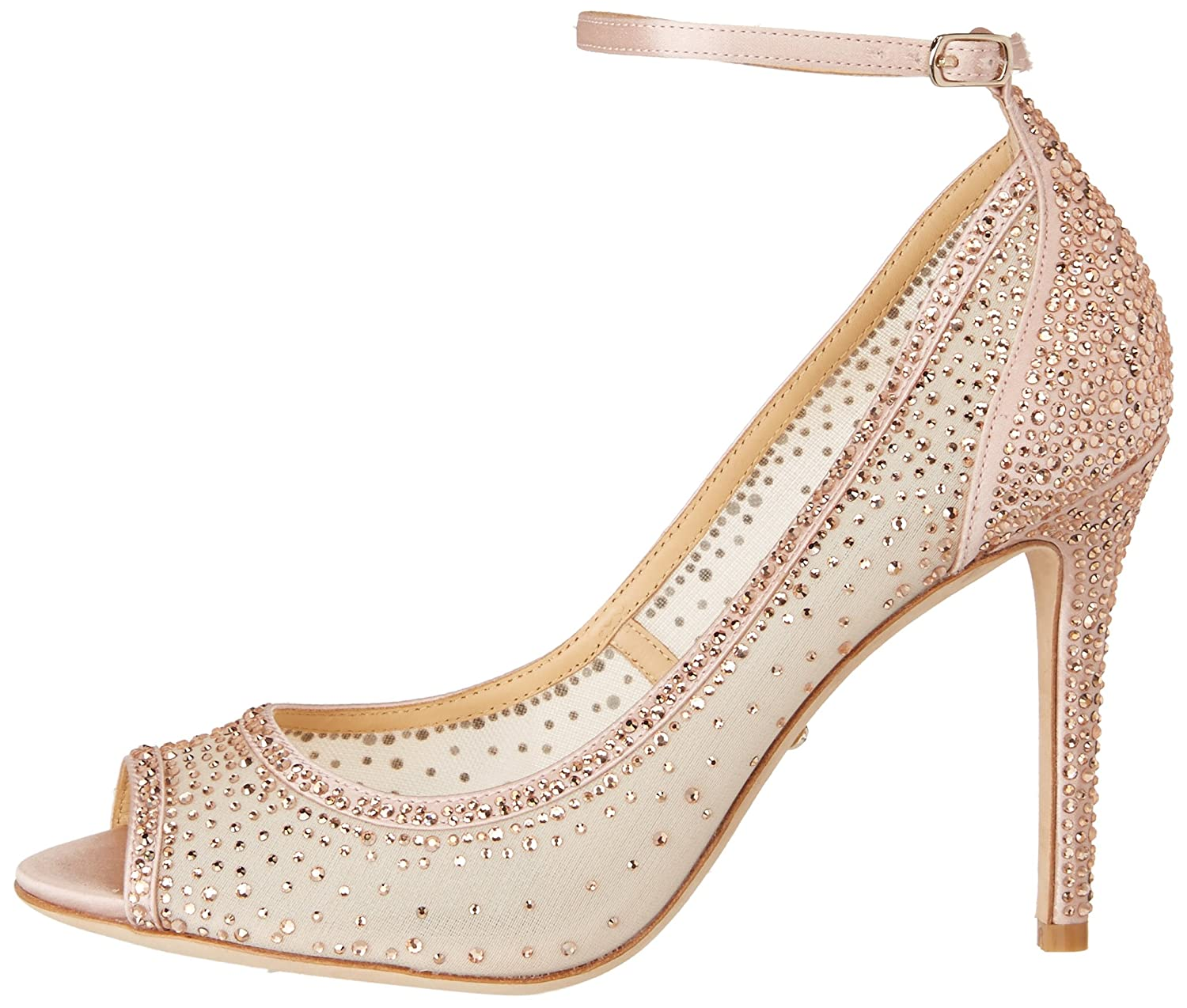 Badgley Mischka Women's Weylin Pump US|Blush B073CYG41X 6.5 B(M) US|Blush Pump 7c769c