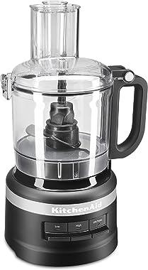 KitchenAid KFP0718BM 7 cup Matte Black