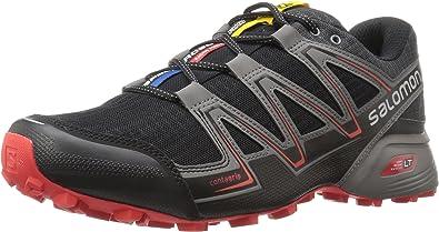 SALOMON Speedcross Vario, Zapatillas de Trail Running para Hombre: Amazon.es: Zapatos y complementos