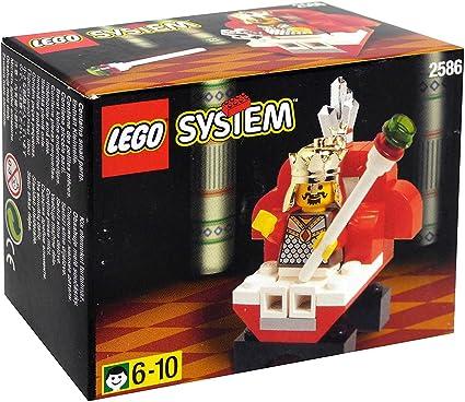 Amazoncom Lego Castle The Crazy Lego King 2586 Toys Games