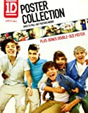 1D Official Poster Collection: Over 25 Pull-out Posters, Plus: Bonus Double-size Poster Version 1