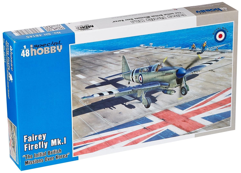 Special Hobby SH48145 - Fairey Firefly FR Mk.I Initial British Flugzeug B00HS2DDTS Luftfahrt Gute Qualität | Genial Und Praktisch
