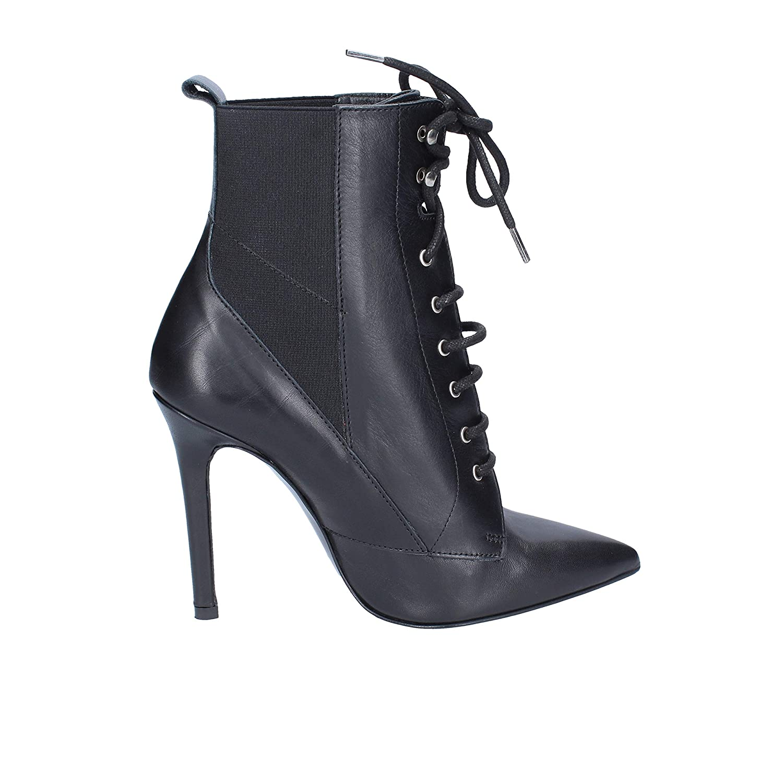 Liu Jo Stiefeletten Damen Leder schwarz schwarz schwarz 101a7a