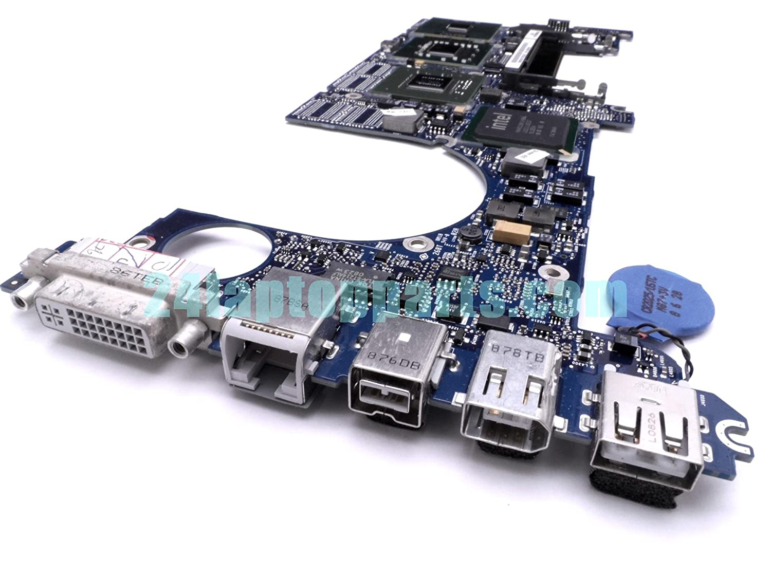 Macbook Pro Core 2 Duo 24 Ghz Logic Board 661 4960 2nd Try How To Find A Short Circuit In Computers Accessories