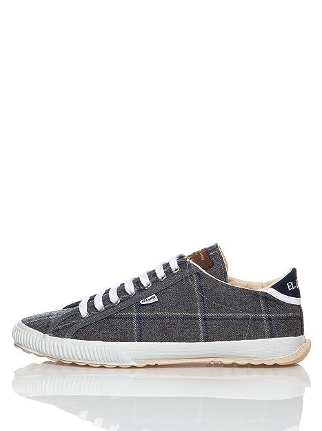 El Ganso Zapatillas College Gris/Azul Marino/Blanco EU 36: Amazon.es: Zapatos y complementos
