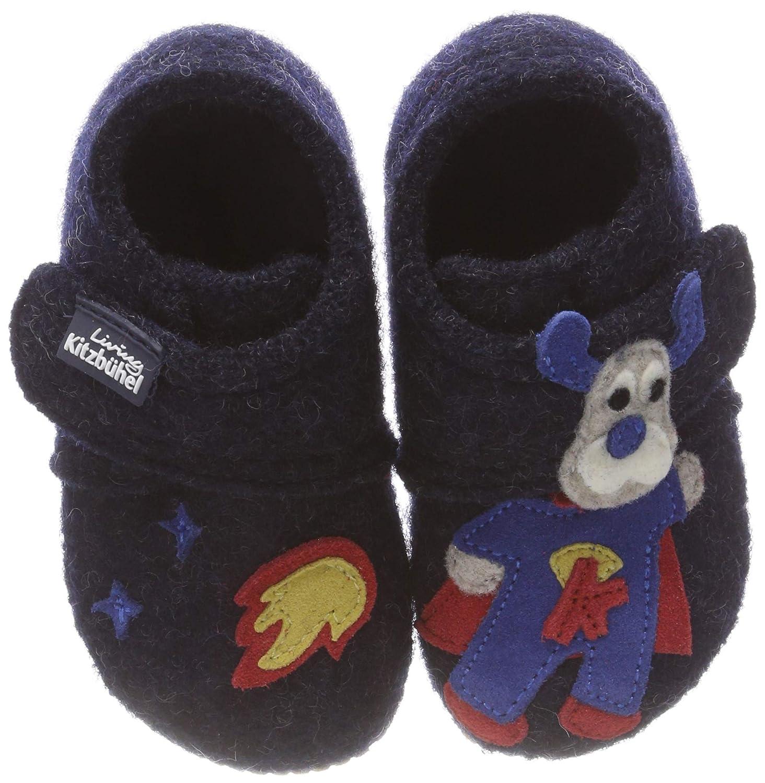 Living Kitzb/ühel Babyklett Superman Zapatillas de Estar por casa para Beb/és