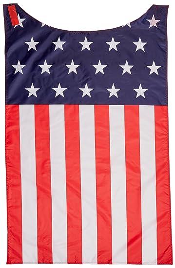 18bb6002f7d Amazon.com  Americapes Patriotic American Flag Cape  Clothing