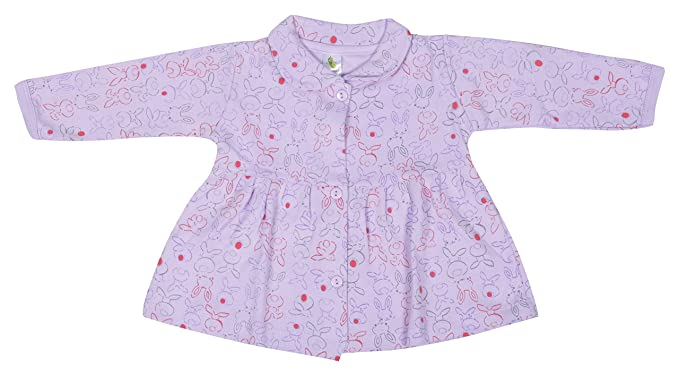 ba15e4c2abaf2 Cucumber Baby Girls' A-Line Dress (KBS-55--18-24 Months, Purple, 18 ...