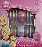 Disney Princess Elegant Pretty Bracelets 15 Piece Set