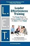Leader Effectiveness Training: L.E.T. (Revised): L.E.T.