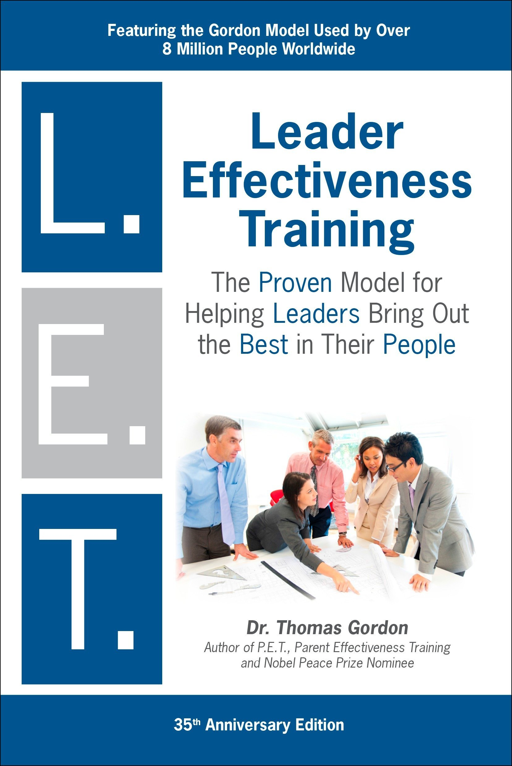 "Leader Effectiveness Training: L.E.T. (Revised): ""L.E.T."" pdf epub"