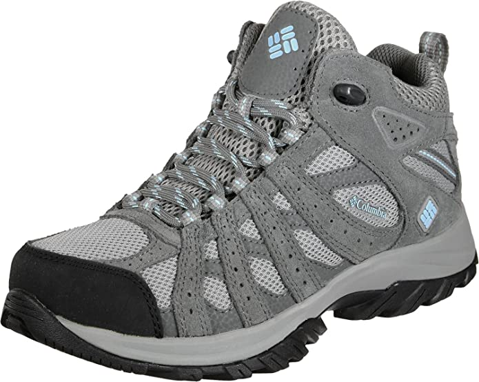 Columbia Canyon Point Mid Waterproof, Zapatillas de Senderismo, Impermeable para Mujer: Amazon.es: Zapatos y complementos